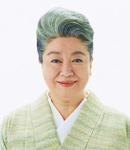 桂 すずめ(三林 京子)